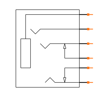 SJ-43516-SMT-TR-GR Symbol