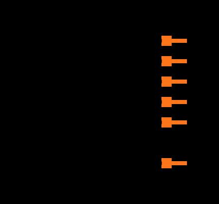 UJ2-MIBH2-4-SMT Symbol