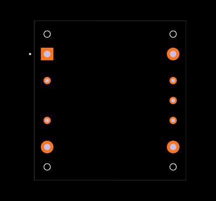 VHB350-D24-S12 Footprint