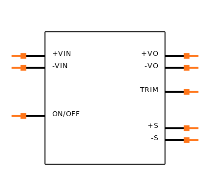 VQE50W-Q24-S24 Symbol