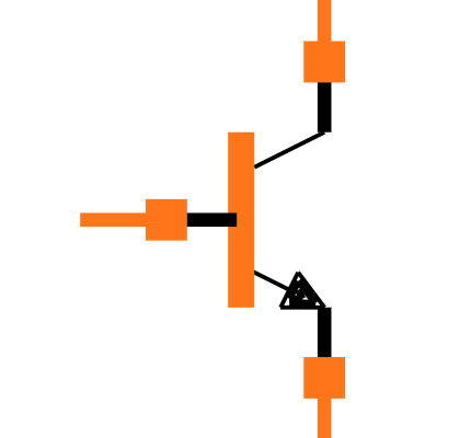 MPSA42 Symbol