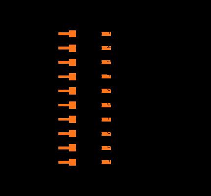 W4291-10PG-300 Symbol