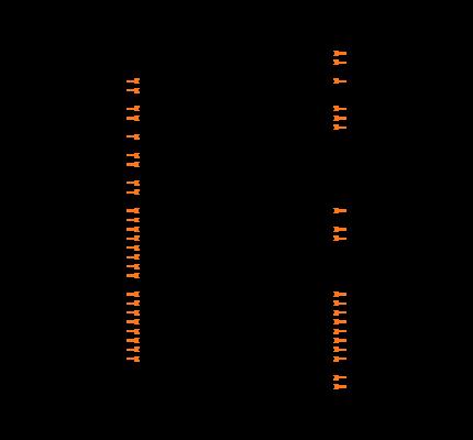 CY7C68013A-56PVXC Symbol