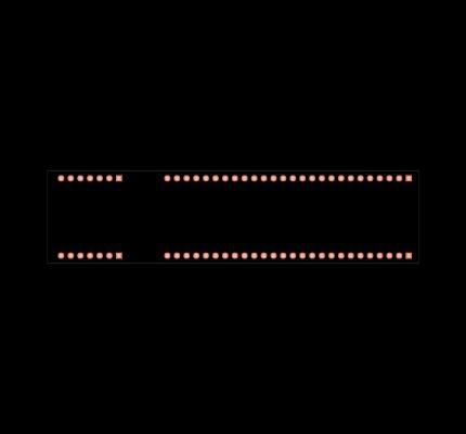 CY8CKIT-059 Footprint