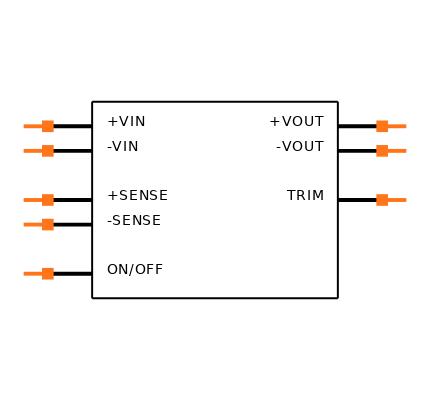 V36SE05010NRFA Symbol