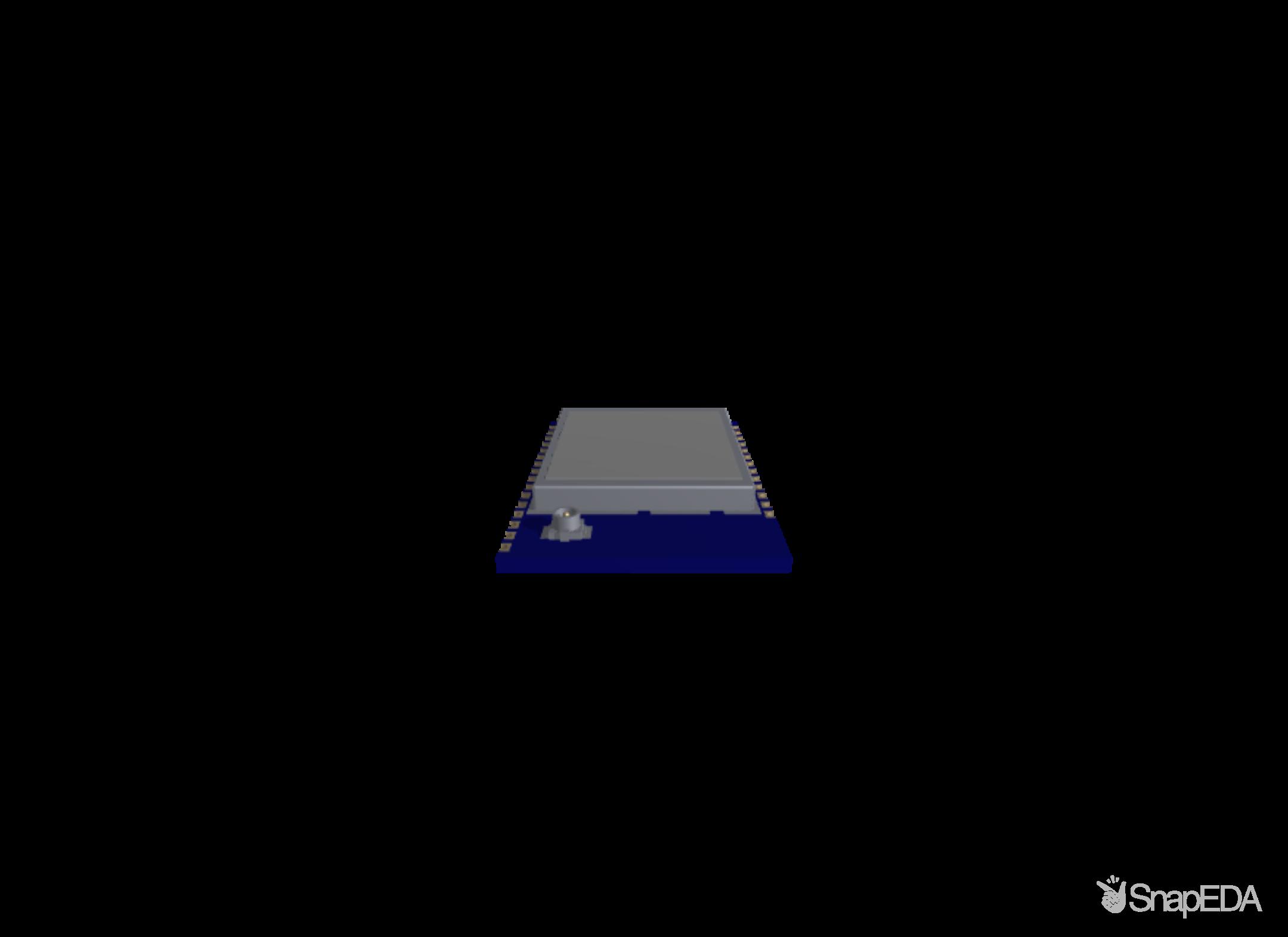 XBP9X-DMUS-001 3D Model