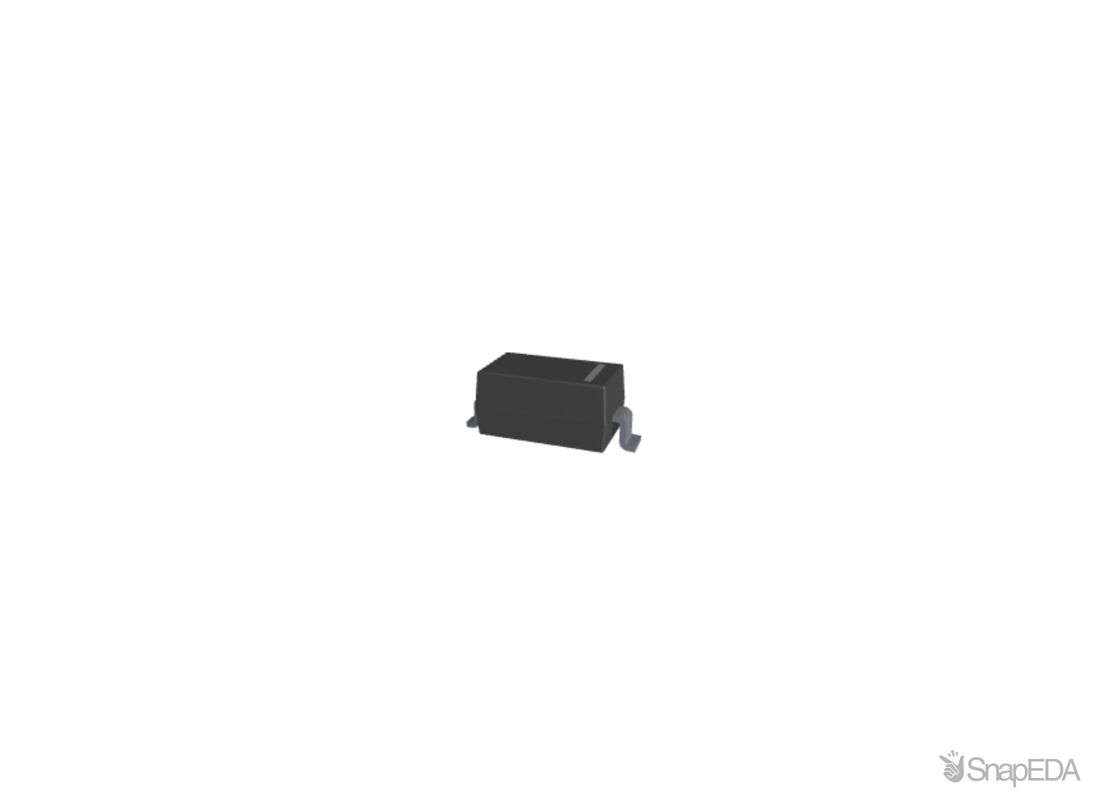 1N4148W-13-F 3D Model