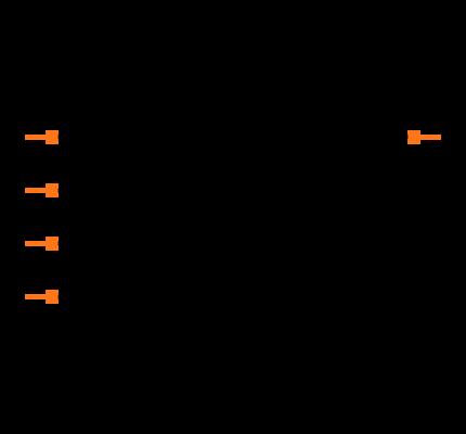 74LVC1G14SE-7 Symbol