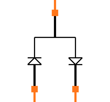 BAS70-04-7-F Symbol