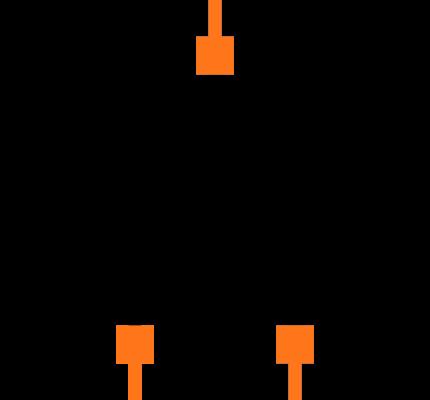 BAT54BRW-7-F Symbol