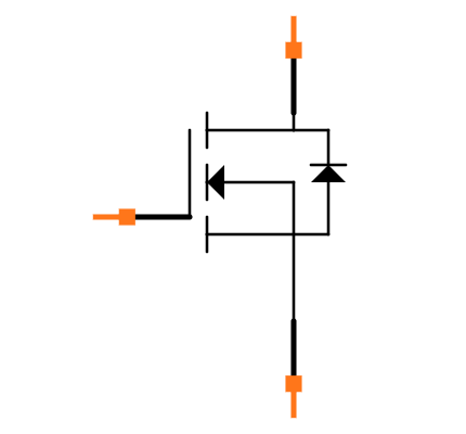 DMG3420U-7 Symbol