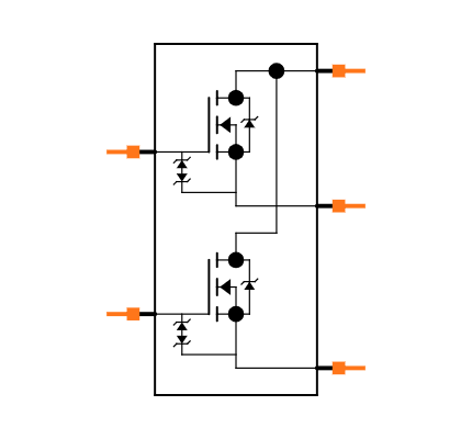 DMN2008LFU-7 Symbol
