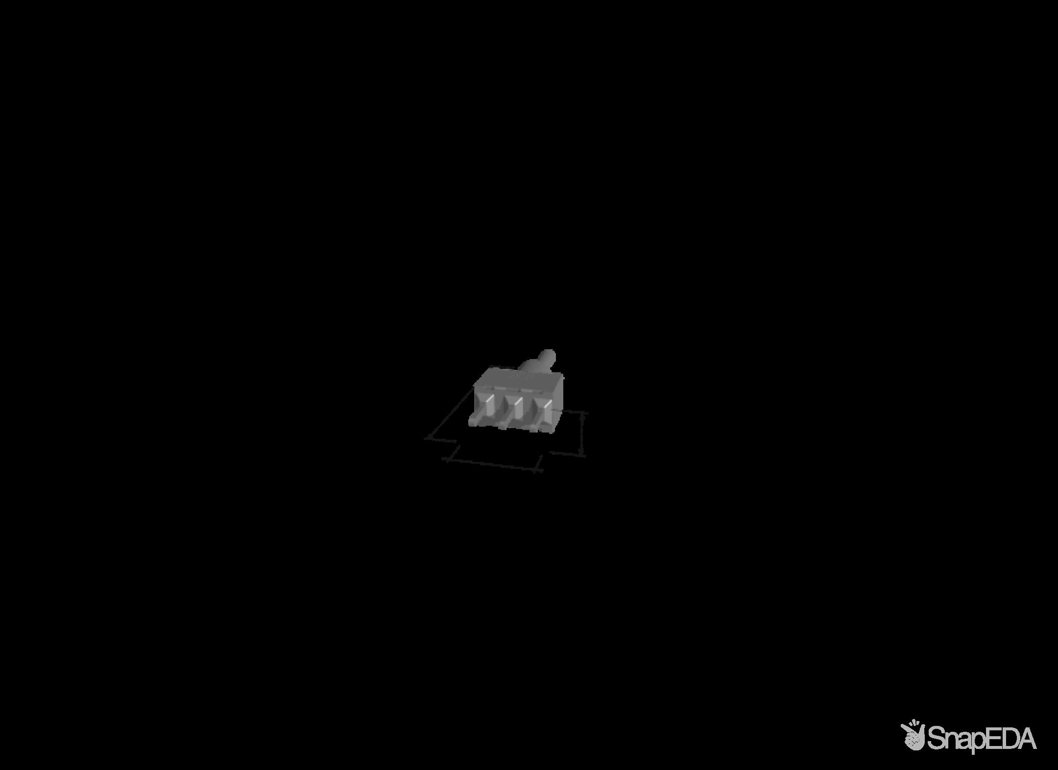 100SP1T1B4M2QE 3D Model