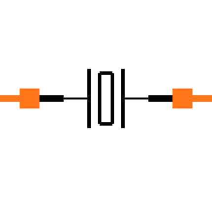 ECS-.327-12.5-13X Symbol