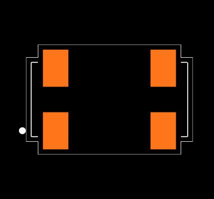ECS-.327-12.5-17X-TR Footprint