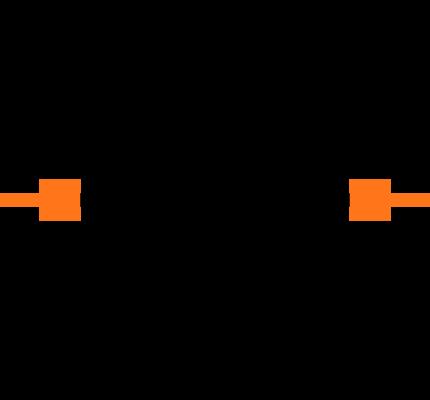 ECS-.327-12.5-34QCN-TR Symbol