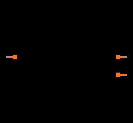ECS-.327-6-13FLX-TR Symbol