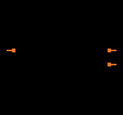 ECS-143-20-23B-TR Symbol