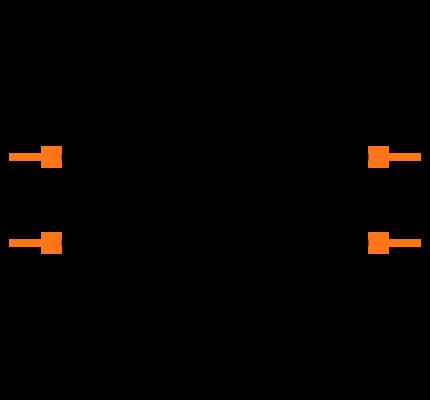 ECS-147.4-20-7SX-TR Symbol