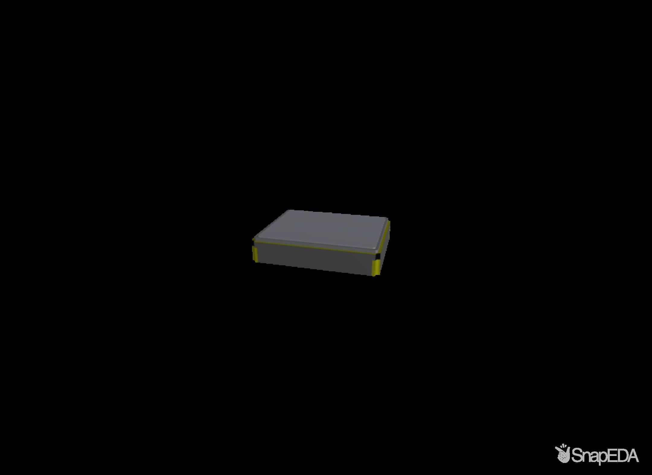 ECS-200-8-36CKM-TR 3D Model