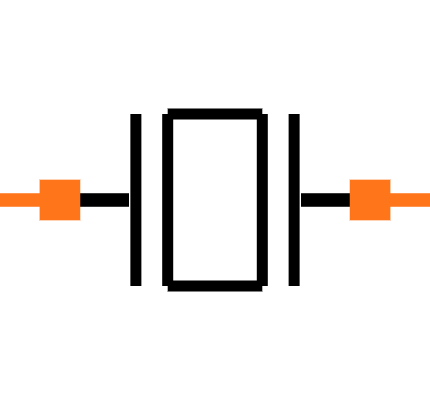 ECS-61-18-5PLX-AGN-TR Symbol