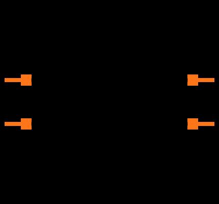 ECS-73-20-28AX-TR Symbol