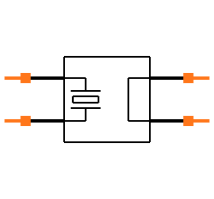ECS-120-S-28AX-TR Symbol