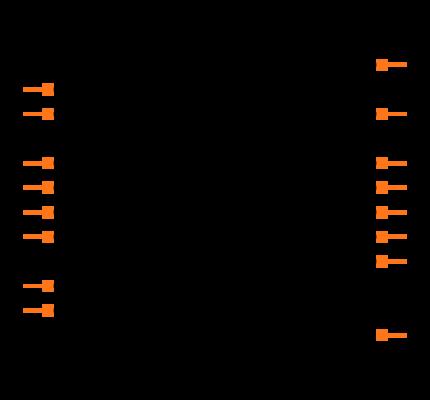 ESP-WROOM-02U Symbol
