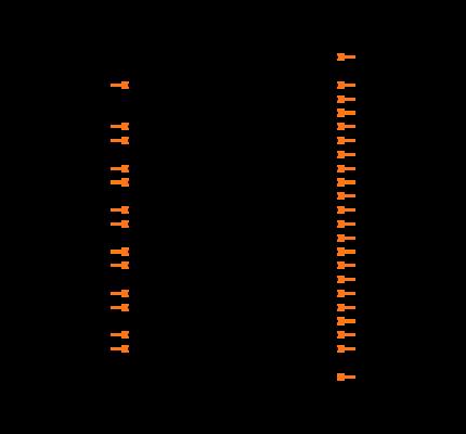ESP32-WROOM-32D Symbol