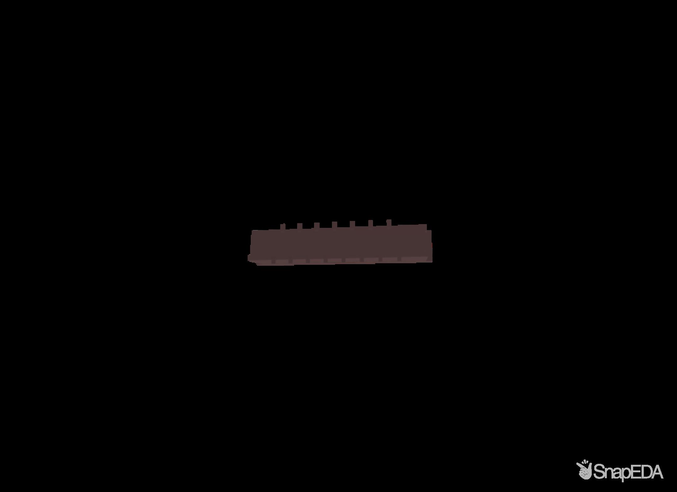 SFW15S-2STE1LF 3D Model