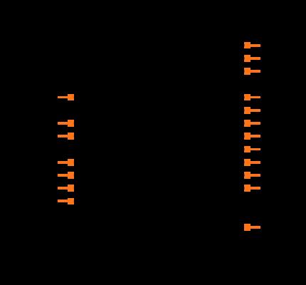 FT231XS-R Symbol