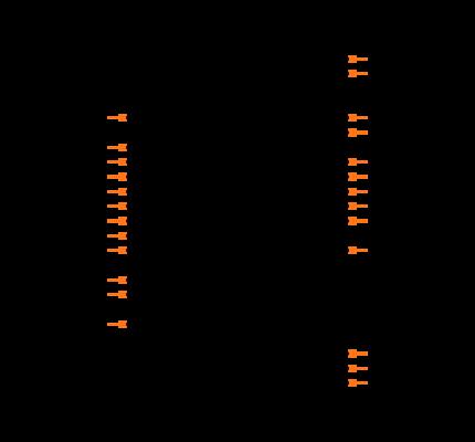 FT232RQ-REEL Symbol