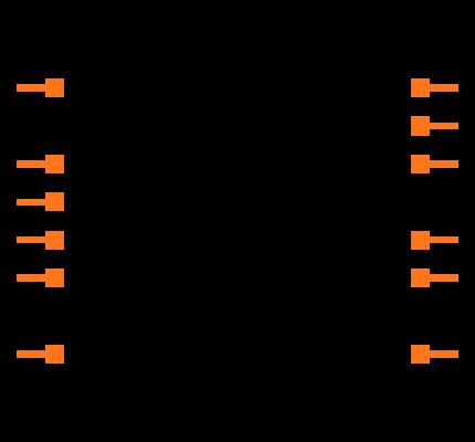 FT234XD-T Symbol