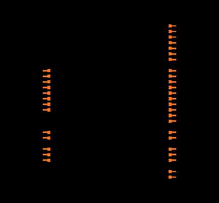 FT232HL-REEL Symbol