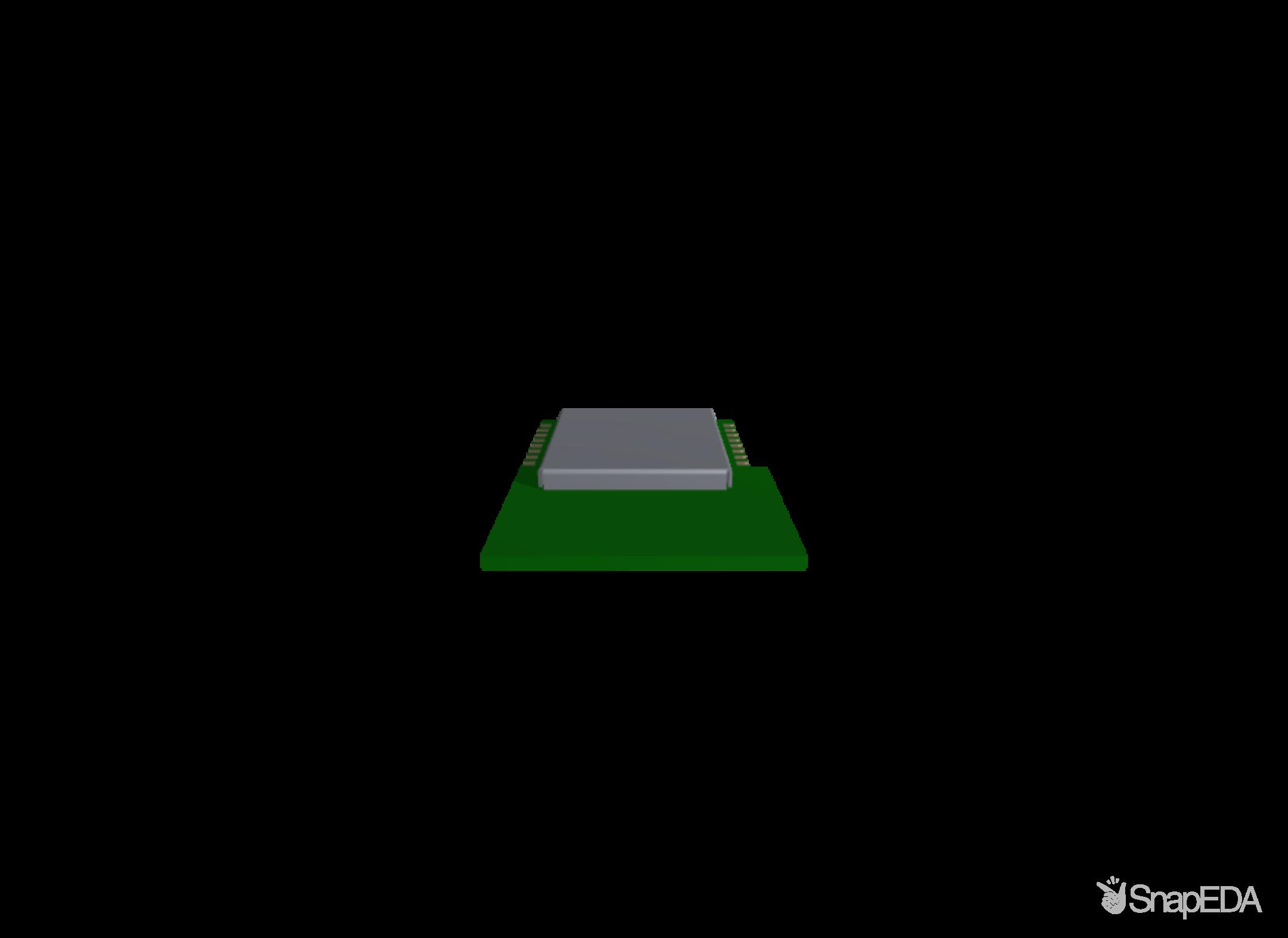 BT832F 3D Model