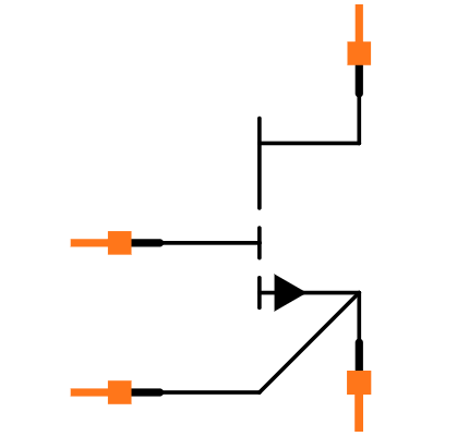 GS66508P Symbol