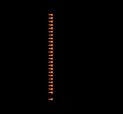 FH12-24S-0.5SH(55) Symbol