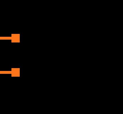 U.FL-R-SMT(01) Symbol