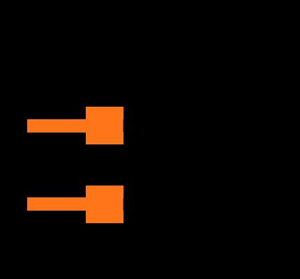 U.FL-R-SMT-1(10) Symbol