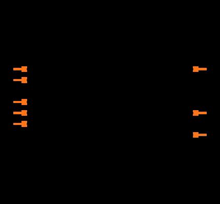 IS25LP080D-JNLE-TR Symbol