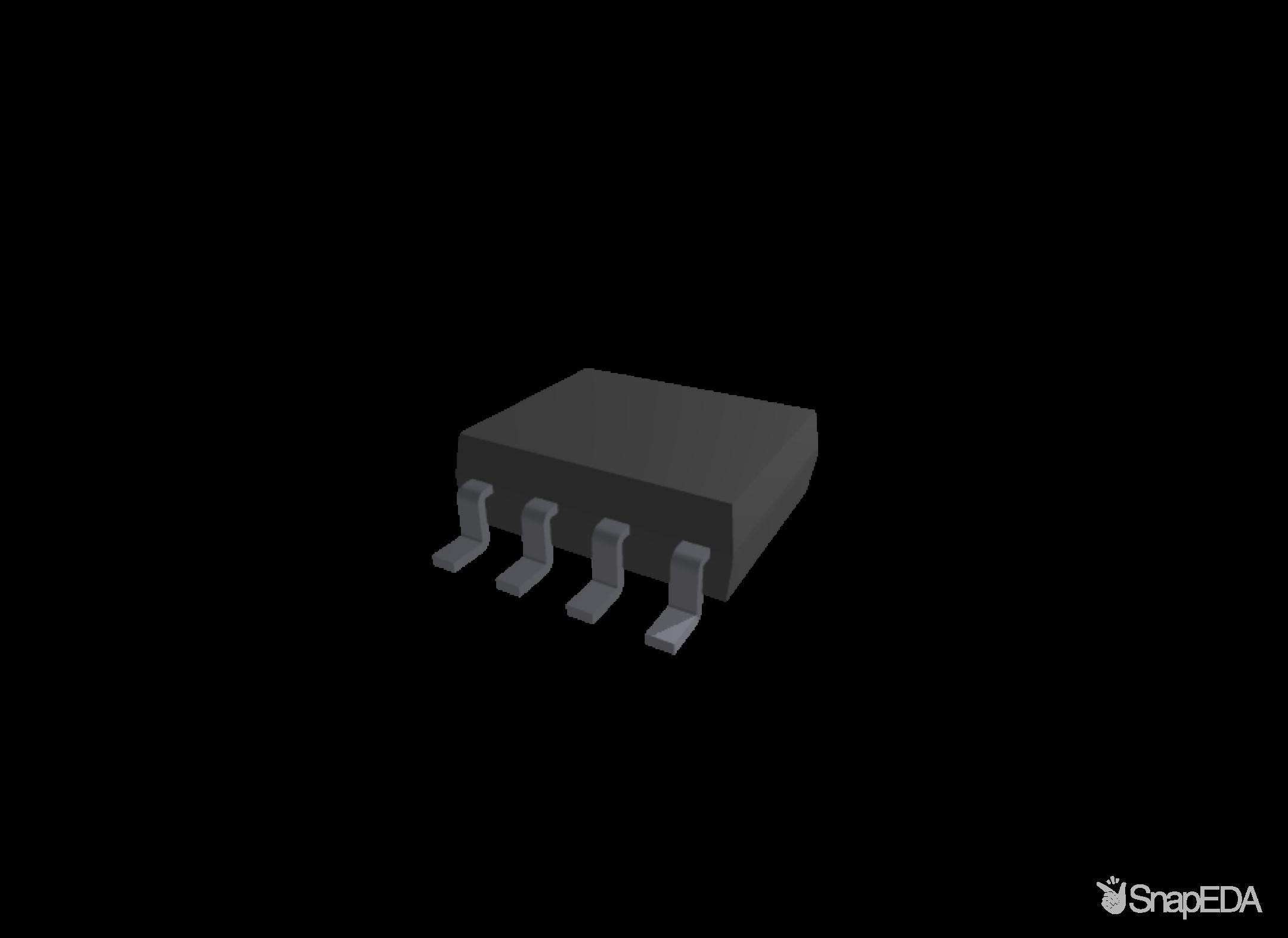 IRF7855TRPBF 3D Model