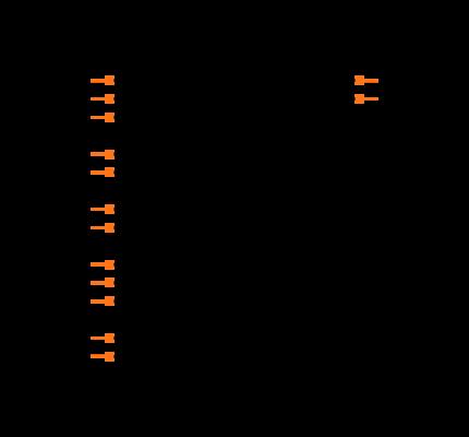IR2110PBF Symbol