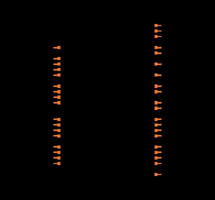 TLE9278BQXV33XUMA1 Symbol