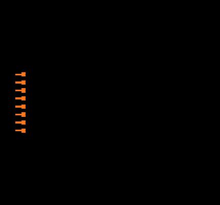 10M08SAE144C8G Symbol