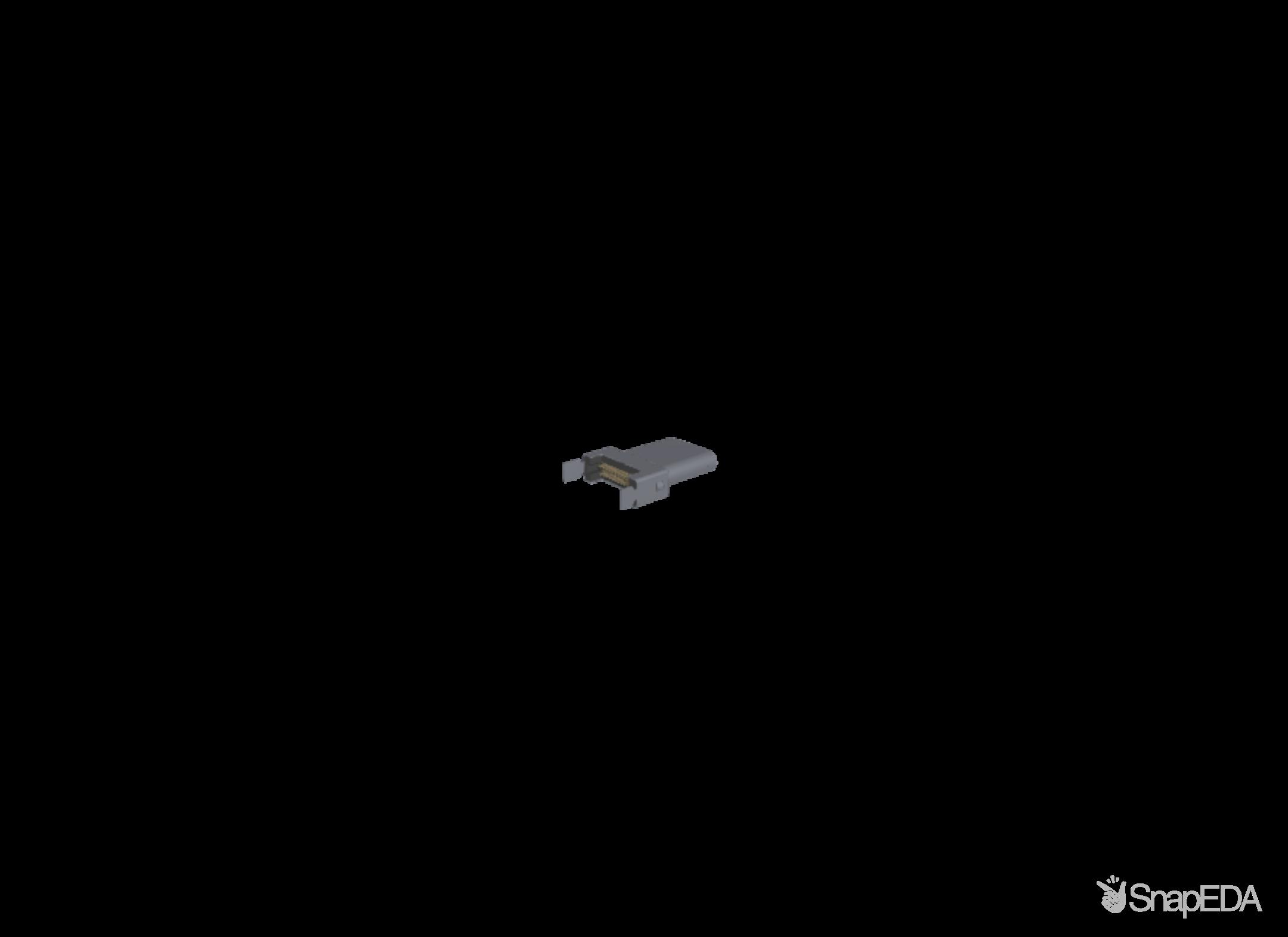 DX07P024MJ1R1500 3D Model