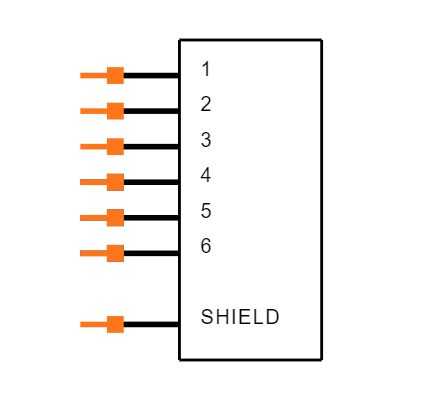 BM06B-GHS-TBT(LF)(SN)(N) Symbol