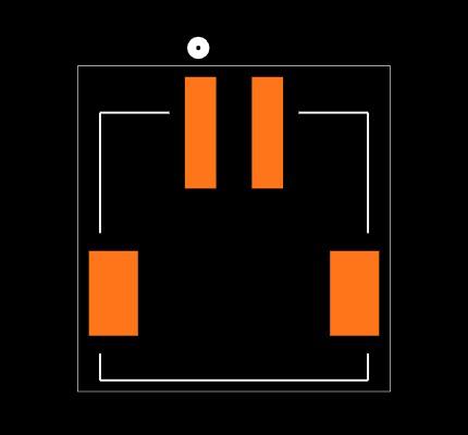 S2B-ZR-SM4A-TF(LF)(SN) Footprint