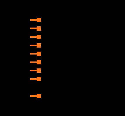 SM08B-GHS-TB(LF)(SN) Symbol