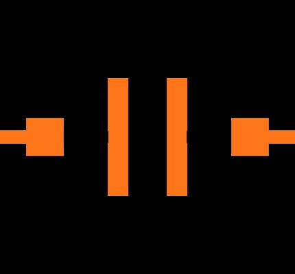 C0402C104K4RACAUTO Symbol