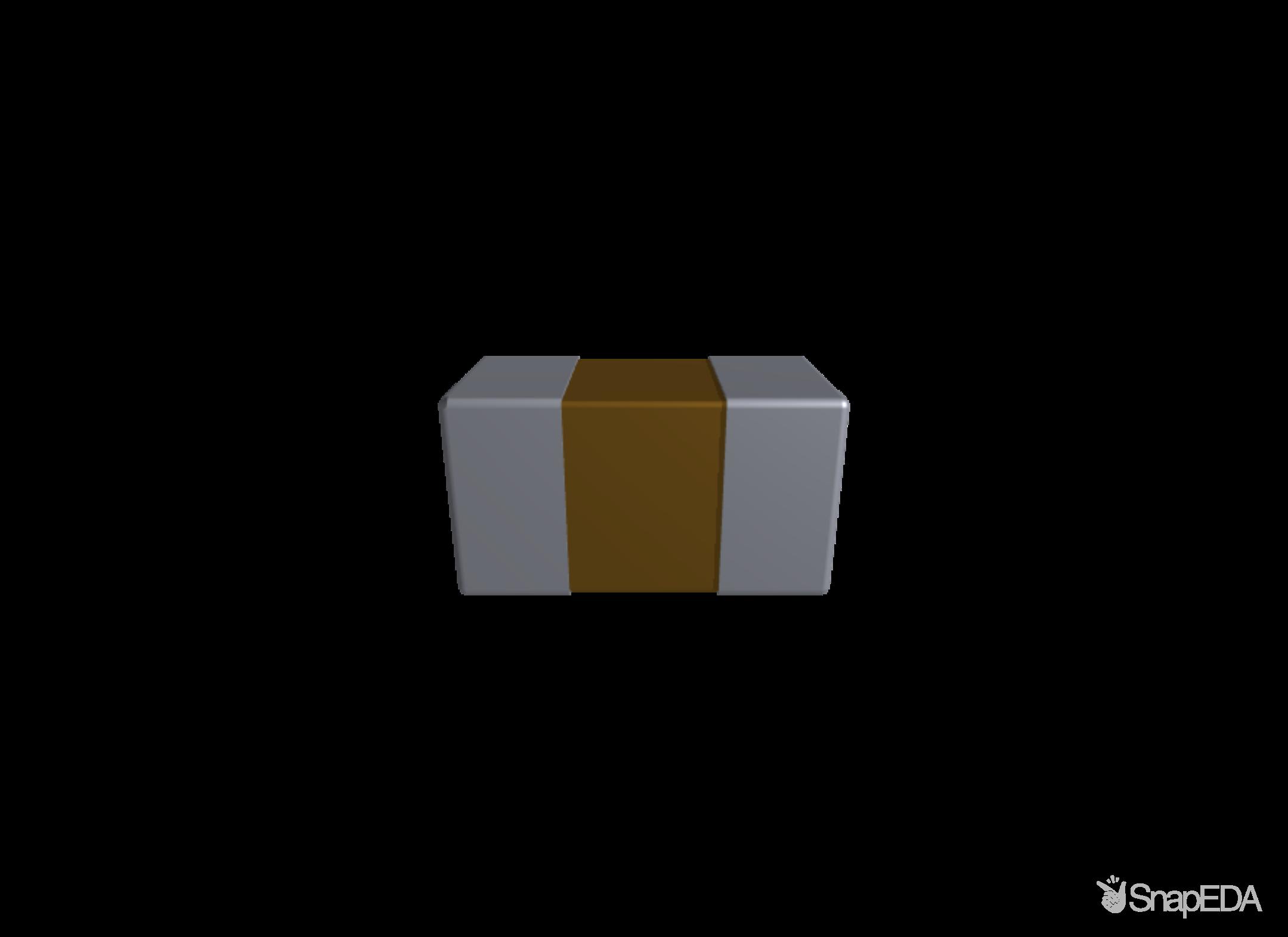 C0402C331J5GACTU 3D Model